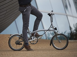 Brompton Folding Bicycle