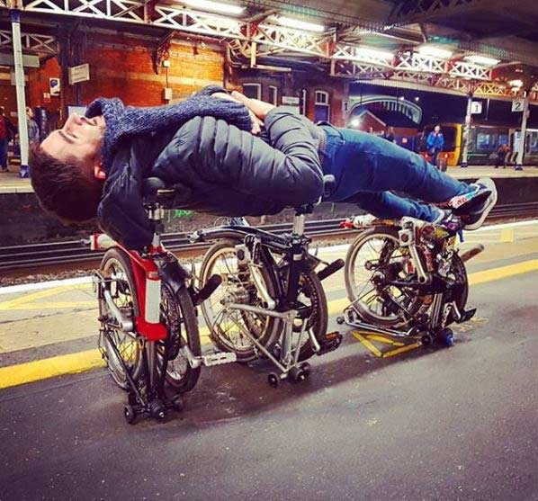 Are folding bikes good for long distances?